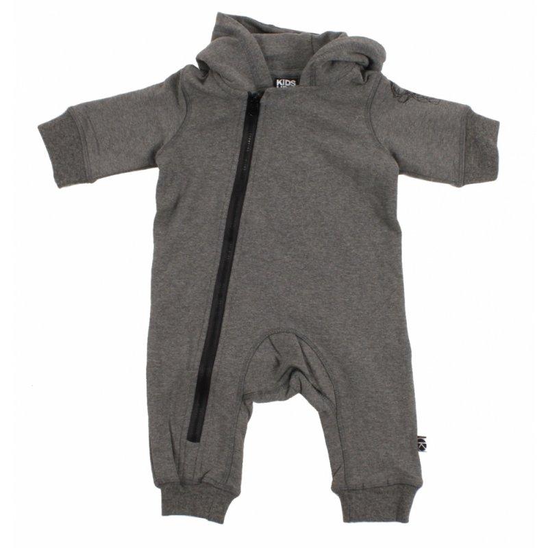 f4e9961a64e Kids Up Baby Heldragt - HASSE 310 Grå Køb online nu   Just4kids.dk