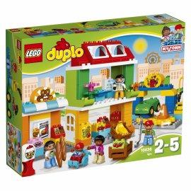 Lego Duplo Bytorvet 10836 Multi Bedste Pris Heaven4kidsdk