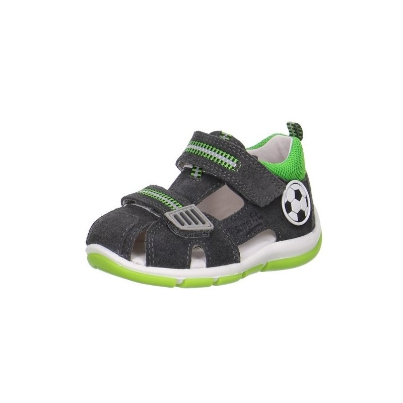 Superfit Sandaler Freddy Lime Beställ online nu | Heaven4kids.se