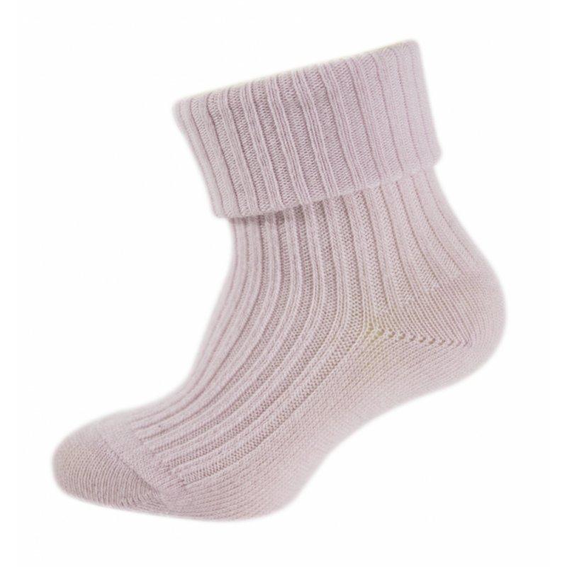 b28324793cd Melton uld sokker - Old Rose Køb nu online | Just4kids.dk