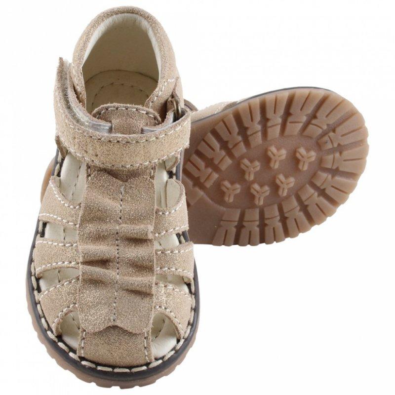 EN FANT Lyra sandal Gold
