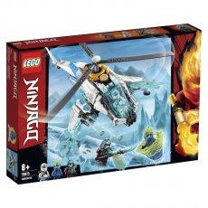 Kämpa och strid med de häftiga LEGO Ninjago modellerna