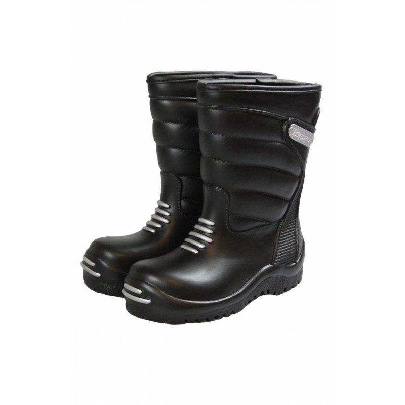 94366c7d2d4 Trigger - Termostøvler - Sort - Shop støvler her Heaven4Kids.dk